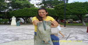 Becky37 49 years old I am from Tapachula/Chiapas, Seeking Dating Friendship with Man