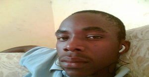 Mariomanuelwilso 31 years old I am from Luanda/Luanda, Seeking Dating Friendship with Woman