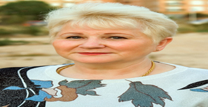 Valenciarusia 72 years old I am from Valencia/Comunidad Valenciana, Seeking Dating Friendship with Man