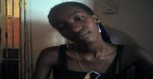 Madamegepeleirma 30 years old I am from Luanda/Luanda, Seeking Dating Friendship with Man