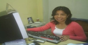 Aracel 46 years old I am from Chiclayo/Lambayeque, Seeking Dating Friendship with Man