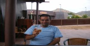 Miguel_mad2 42 years old I am from Barcelona/Cataluña, Seeking Dating Friendship with Woman