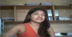 Estrellitaqs 34 years old I am from Pucallpa/Ucayali, Seeking Dating Friendship with Man