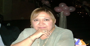 Susygzz 57 years old I am from Apodaca/Nuevo Leon, Seeking Dating Friendship with Man