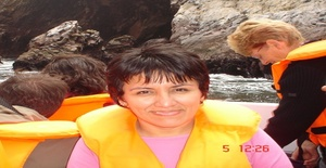 Noraeli 46 years old I am from Lima/Lima, Seeking Dating Friendship with Man