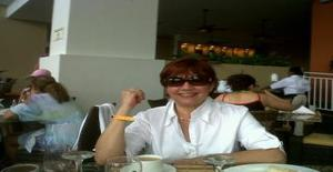Giselin 66 years old I am from Panama City/Panama, Seeking Dating Friendship with Man