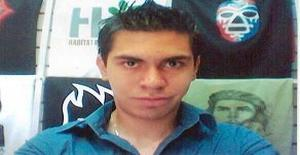 Alex061284 33 years old I am from Puebla/Puebla, Seeking Dating Friendship with Woman