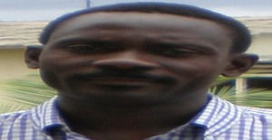 Jorgecravid 48 years old I am from São Tomé/São Tomé Island, Seeking Dating Friendship with Woman