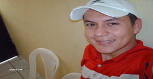 Estuardito 34 years old I am from Guatemala/Guatemala, Seeking Dating Friendship with Woman