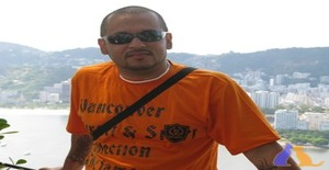 Frankvenom 52 years old I am from Asunciòn/Asuncion, Seeking Dating Friendship with Woman