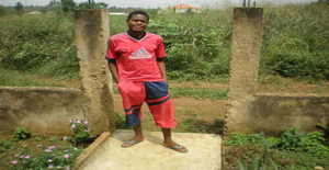 Higgs 29 years old I am from São Tomé/São Tomé Island, Seeking Dating Friendship with Woman