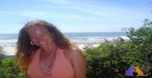 Tatimar 45 years old I am from Florianópolis/Santa Catarina, Seeking Dating Friendship with Man