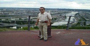 Antoinearranca 67 years old I am from Evreux/Haute-normandie, Seeking Dating Friendship with Woman