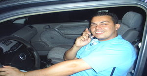 Fa.rabelo 37 years old I am from Santo André/Sao Paulo, Seeking Dating Friendship with Woman