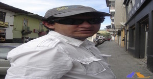 Fredyfabian 36 years old I am from Cuenca/Azuay, Seeking Dating Friendship with Woman