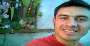 Albenjamin 35 years old I am from Posadas/Misiones, Seeking Dating with Woman