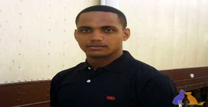 Renelmaster80 33 years old I am from Santo Domingo/Distrito Nacional, Seeking Dating Friendship with Woman