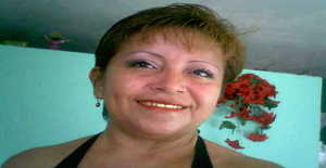 Guerrera_salvaje 55 years old I am from Merida/Yucatan, Seeking Dating Friendship with Man