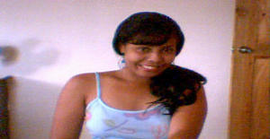 Drasimpatia 36 years old I am from Santo Domingo/Distrito Nacional, Seeking Dating with Man