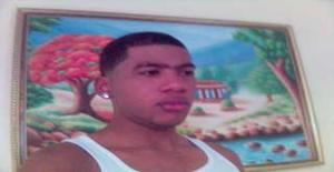 Elchicofamoso 31 years old I am from Santo Domingo/Santo Domingo, Seeking Dating Friendship with Woman