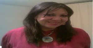 Luliala51 62 years old I am from Monterrey/Nuevo Leon, Seeking Dating Friendship with Man