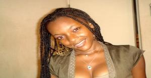 Ivania_suraya167 28 years old I am from Luanda/Luanda, Seeking Dating Friendship with Man