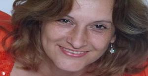 Leonnina 56 years old I am from Sao Paulo/Sao Paulo, Seeking Dating Friendship with Man