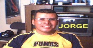 Georgexx39 51 years old I am from Puebla/Puebla, Seeking Dating with Woman