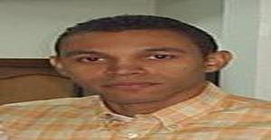 Edroboco 42 years old I am from Barranquilla/Atlantico, Seeking Dating Friendship with Woman