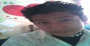 Miguel04111990 29 years old I am from Mexico/State of Mexico (edomex), Seeking Dating with Woman