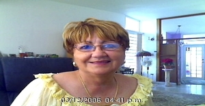Estrella*** 75 years old I am from San Juan/San Juan, Seeking Dating Friendship with Man
