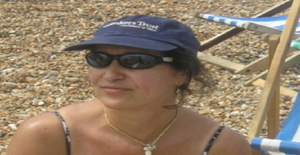 Whitelily 58 years old I am from March/East England, Seeking Dating with Man