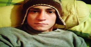 Sebaprietop 31 years old I am from Santiago/Region Metropolitana, Seeking Dating Friendship with Woman