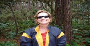 Happy-woman 64 years old I am from Sao Paulo/Sao Paulo, Seeking Dating with Man