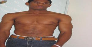 Negrobello00000 37 years old I am from Santo Domingo/Distrito Nacional, Seeking Dating with Woman