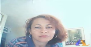 Claudialamenchi 55 years old I am from Bucaramanga/Santander, Seeking Dating Friendship with Man