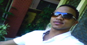 Manny06 34 years old I am from San Francisco de Macoris/Duarte, Seeking Dating Friendship with Woman