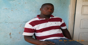 Meckmaposse2000 35 years old I am from Maputo/Maputo, Seeking Dating Friendship with Woman