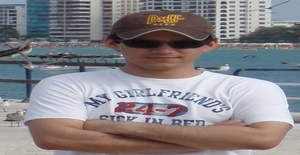 Paloloz 34 years old I am from Guayaquil/Guayas, Seeking Dating Friendship with Woman