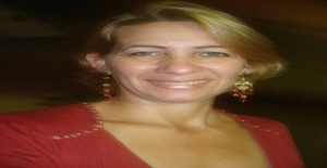 Gorecarolinadacr 54 years old I am from Santa Rita/Alto Paraná, Seeking Dating Friendship with Man