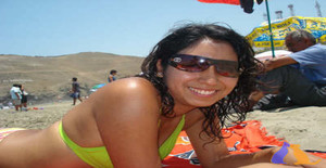 Ursi23 36 years old I am from Lima/Lima, Seeking Dating Friendship with Man