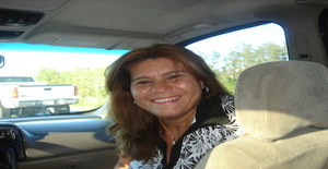 Estrelaguia50. 61 years old I am from Miami Beach/Florida, Seeking Dating Friendship with Man