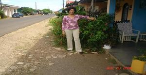 Rosasolis 78 years old I am from Panama City/Panama, Seeking Dating Friendship with Man