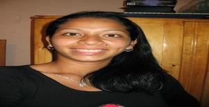 The_queen 30 years old I am from Caracas/Distrito Capital, Seeking Dating Friendship with Man