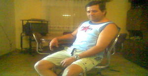 Dan42 53 years old I am from Rosario/Santa fe, Seeking Dating Friendship with Woman