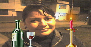 Ilucionperfecta 32 years old I am from Cajamarca/Cajamarca, Seeking Dating Friendship with Man