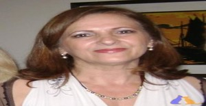 Limulher 64 years old I am from Gramado/Rio Grande do Sul, Seeking Dating Friendship with Man