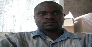 Quero_vocce 41 years old I am from Malanje/Malanje, Seeking Dating Friendship with Woman