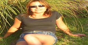 Luzmarian1 55 years old I am from Santiago/Region Metropolitana, Seeking Dating Friendship with Man