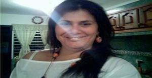 Carola72 46 years old I am from Caracas/Distrito Capital, Seeking Dating Friendship with Man